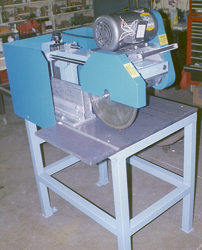 Custom Radial Arm Saw